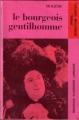 Couverture Le bourgeois gentilhomme Editions Larousse (Nouveaux classiques) 1970