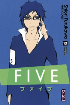 Couverture Five, tome 10