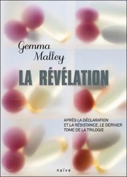 Couverture La Déclaration, tome 3 : La Révélation