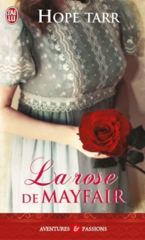 Couverture La rose de Mayfair