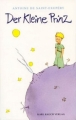 Couverture Le petit prince Editions Karl Rauch 1998