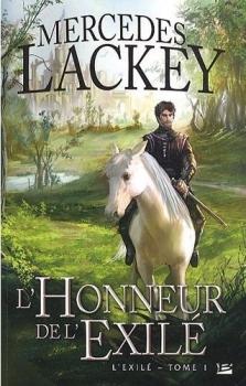 Couverture L'exilé, tome 1 : L'honneur de l'exilé