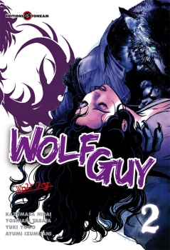 Couverture Wolf Guy, tome 02