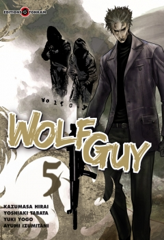 Couverture Wolf Guy, tome 05