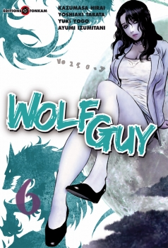 Couverture Wolf Guy, tome 06