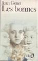 Couverture Les bonnes Editions Folio  1986