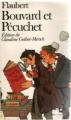 Couverture Bouvard et Pécuchet Editions Folio  1987