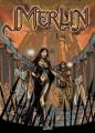 Couverture Merlin, tome 02 : L'éveil du pouvoir Editions Soleil 2003