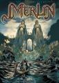 Couverture Merlin, tome 04 : Avalon Editions Soleil (Celtic) 2003