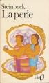 Couverture La perle Editions Folio  1977