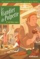 Couverture Le viandier de Polpette, tome 1 : L'ail des ours Editions Gallimard  2011