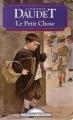 Couverture Histoire d'un enfant / Le petit Chose : Histoire d'un enfant / Le petit Chose Editions Maxi Poche (Classiques français) 1994