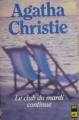 Couverture Miss Marple au club du mardi / Le club du mardi continue Editions Librairie des  Champs-Elysées  (Le club des masques) 1989