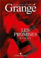 Couverture Les promises Editions Albin Michel 2021