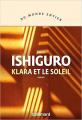 Couverture Klara et le soleil Editions Gallimard  2021
