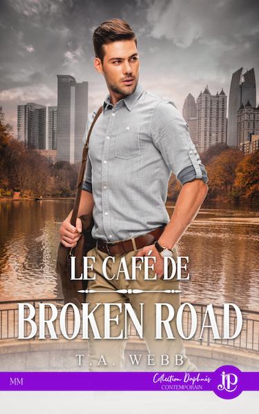 Couverture Le café de Broken Road