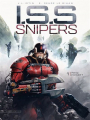 Couverture I.S.S. Snipers, tome 1 : Reid Eckhart Editions Soleil (Anticipation) 2021