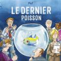 Couverture Le dernier poisson Editions Gallimard  (Jeunesse) 2021
