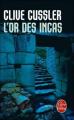 Couverture L'Or des Incas Editions Le Livre de Poche 2011