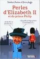 Couverture Perles d'Elizabeth II et du prince Philip Editions Leduc.s 2021
