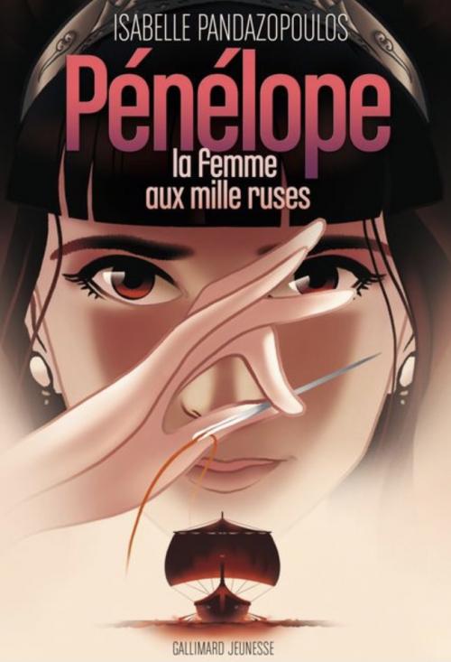 Couverture Pénélope la femme aux mille ruses