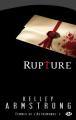 Couverture Femmes de l'Autremonde, tome 06 : Rupture Editions Milady (Bit-lit) 2011