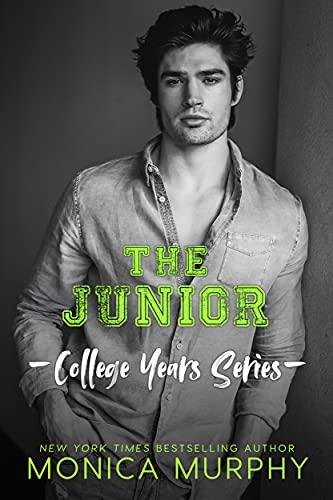 Couverture College years, book 3: The junior