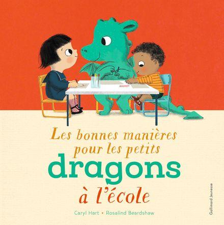 Couverture Les bonnes manières pour les petits dragons à l'école