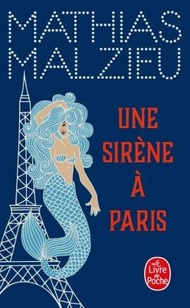 Couverture Une sirène à Paris
