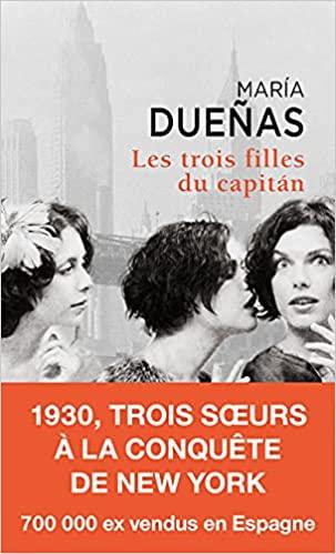 Couverture Les trois filles du Capitán