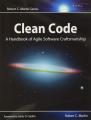 Couverture Coder proprement Editions Pearson 2009
