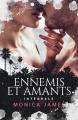 Couverture Ennemis et amants, intégrale Editions Infinity (Romance passion) 2021