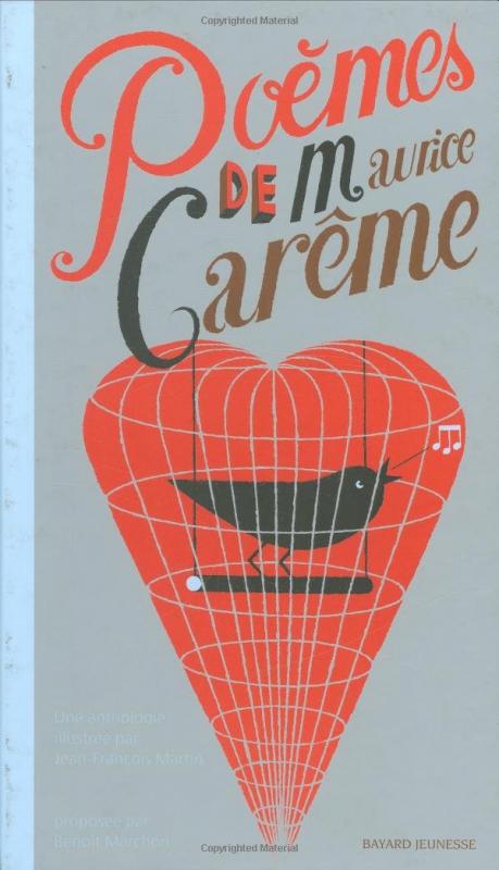 Couverture Poèmes de Maurice Carême