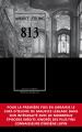 Couverture 813, intégrale Editions Manucius 1910