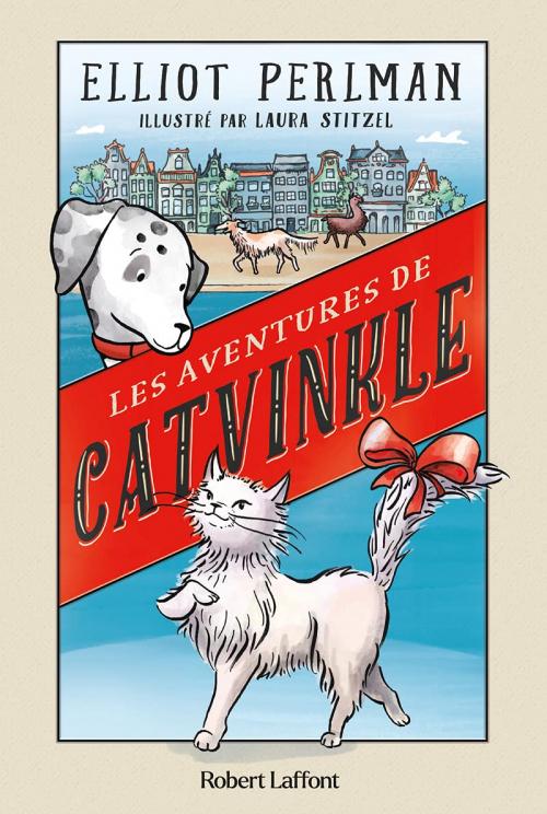 Couverture Les aventures de Catvinkle