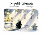 Couverture Le petit tabarnak Editions de la Pastèque 2019