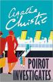 Couverture Les enquêtes d'Hercule Poirot Editions HarperCollins 2016