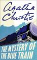 Couverture Le train bleu Editions HarperCollins (Agatha Christie signature edition) 2001