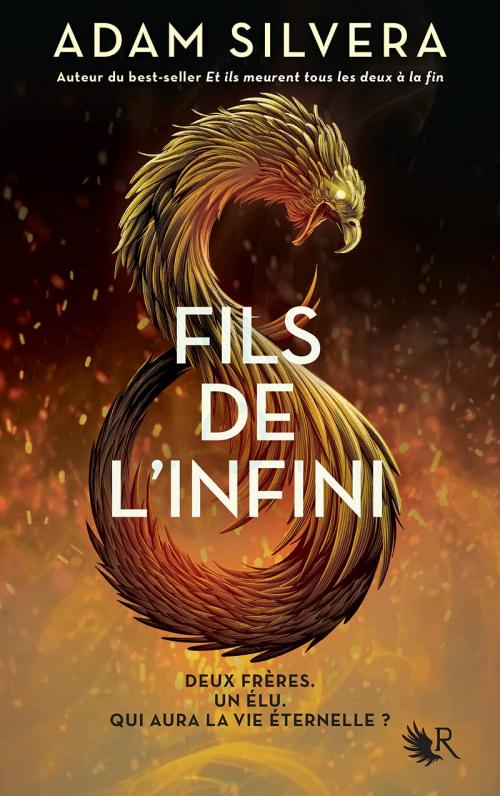 Couverture Le Cycle de l'Infini, tome 1 : Fils de l'Infini