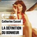 Couverture La définition du bonheur Editions Gallimard  2021