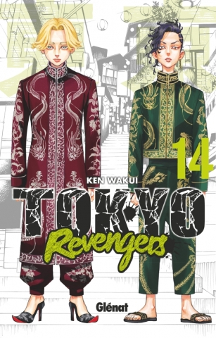 Couverture Tokyo Revengers, tome 14