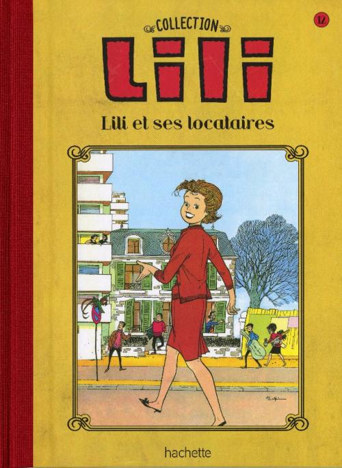 Couverture Lili, tome 29 : Lili et ses locataires