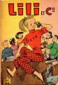 Couverture Lili, tome 16 : Lili et cie Editions Société parisienne (S.P.É.) 1958