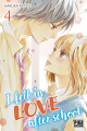 Couverture I fell in love after school, tome 4 Editions Pika (Shôjo - Cherry blush) 2021