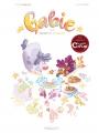 Couverture Gabie aux craies de couleurs  Editions Kennes 2021