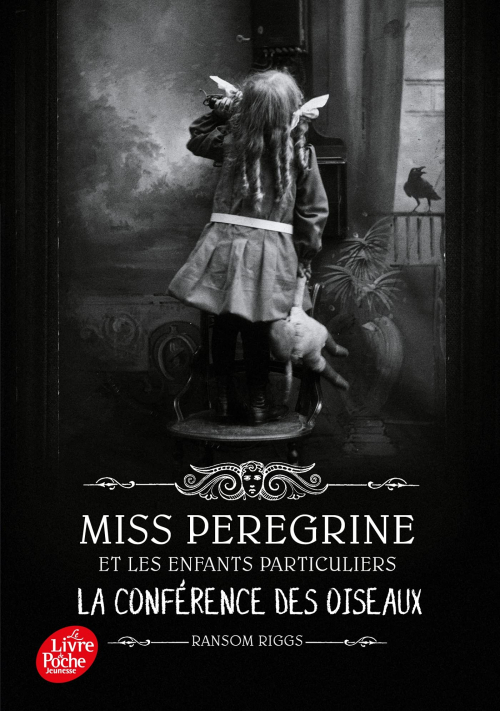 Couverture Miss Peregrine et les enfants particuliers, tome 5 : La conférence des oiseaux