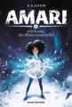 Couverture Amari et le Bureau des affaires surnaturelles Editions Bayard (Jeunesse) 2021