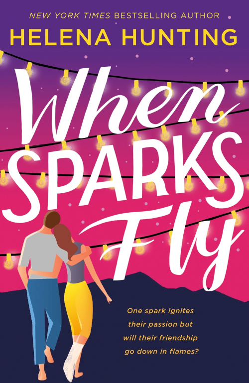 Couverture When sparks fly