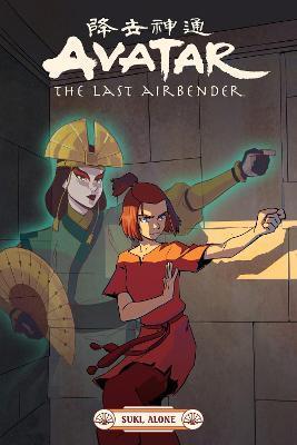 Couverture Avatar: The Last Airbender - Suki, Alone