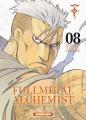 Couverture Fullmetal Alchemist, perfect, tome 08 Editions Kurokawa (Shônen) 2021